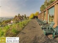 Hotel do Templo 4*: Estadia 1 ou 2 Noites de Pura Tranquilidade em Braga com Pequeno-Almoço e Spa.