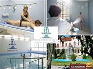 Hotel Termas da Curia 3*: Estadia de 1 a 3 noites em regime de Meia Pensão e Tratamentos Corporais.