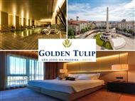 Hotel Golden Tulip São João da Madeira 4*: 1 Noite com Pequeno-almoço, Jantar e acesso à Piscina.
