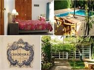 Casa do Foral: Estadia de1 ou 2 Noites em Rio Maior num espaço verdadeiramente rural.