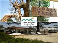 Hotel Rural Monte da Lezíria 3*: Até 2 Noites de estadia e Visita ao BADOCA SAFARI PARK.