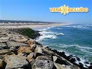 Cool & Sea Beach House: Estadia na Praia Furadouro com Pequeno-Almoço e oferta de Pão de Ló de Ovar.