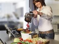 Espiralizador de Vegetais Portátil 4 em 1. Corte em espirais e faça pratos deliciosos e saudáveis