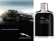 Eau de Toilette JAGUAR CLASSIC BLACK para Homem de 100ml. Uma fragrância masculina luxuosa