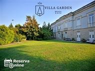 Villa Garden Braga 4*: 1 ou 2 Noites de Charme com Pequeno-almoço e Jantar em Braga.