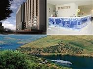 Cruzeiro no Douro com Estadia de 2 noites Hotel 3* ou 4*, Pequeno-almoço, Almoço e Prova de Vinhos.