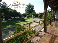 Escapada ZEN: Visita ao Jardim Buddha Eden & 1 Noite no Hotel Rural A Coutada em Peniche.
