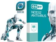 ESET Nod32 Antivirus para 1 ou 3 Dispositivos durante 14 Meses. ENVIO INCLUÍDO.
