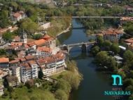 Hotel Navarras 3*: Estadia 1 Noite com Pequeno-almoço entre a Beleza das Montanhas e o Rio Tâmega.
