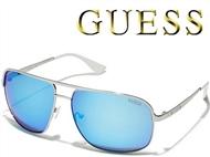 Óculos de Sol GUESS com estojo da marca e proteção contra raios ultravioleta. PORTES INCLUÍDOS.