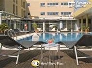 Hotel de Ílhavo Plaza 4*: 1 Noite com Pequeno-almoço, Jantar, SPA e Massagem. RESERVA ONLINE.
