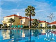 Eden Resort 4*: Estadia de 3 ou 5 Noites em Albufeira com TUDO INCLUÍDO e Oferta de Massagem.