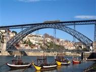 Park Hotel Porto Gaia: 2 ou 3 Noites com Cruzeiro das 6 Pontes e Visita à Quinta da Boeira.