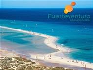 CANÁRIAS: 7 Noites em Fuerteventura em Regime à escolha com Voos, Tranferes e Seguro.
