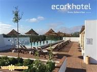 ECORKHOTEL 4* em Évora: 1 Noite em Suite com Welcome Drink, Jantar e Tratamento VIP.