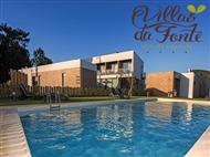 Villas da Fonte – Leisure & Nature 4*: Estadia em Leiria com Pequeno-Almoço, Acesso ao Spa e Jantar.