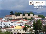 Hotel Torres Novas 3*: Até 2 Noites com Pequeno-almoço, opção de Jantar e Massagem. RESERVA ONLINE.
