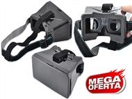 Óculos 3D de Realidade Virtual para Smartphones. PORTES INCLUÍDOS.
