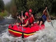 RAFTING para 1 ou 2 Pessoas! Divirta-se-se no Rio Guadiana e admire as paisagens deslumbrantes!!