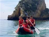 Canoagem com Snorkeling na Arrábida! Aventure-se com os seus amigos e familiares!