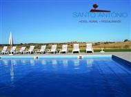 Hotel Rural Santo António 3*: Até 5 Noites no ALTO ALENTEJO com Pequeno-almoço. RESERVA ONLINE.