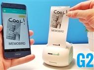 Impressora Memobird G2 WiFi. PORTES INCLUIDOS.