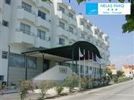 Água Hotel Nelas ParQ 3*: Estadia com Pequeno-almoço na Pitoresca Vila de Nelas entre as Serras.