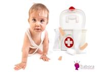Curso Online de Primeiros Socorros em Bebés e Crianças com Certificado no iLabora.