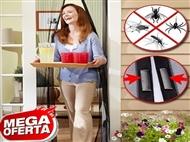 Cortina Magnética Anti-Insectos. A solução que procurava para a sua casa.