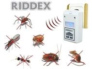 Repelente Elétrico RIDDEX. Afasta qualquer inseto ou roedor