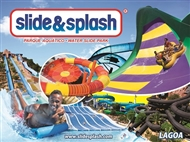 SLIDE & SPLASH: Entrada para ADULTO. Divertimento Garantido no Algarve.
