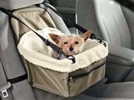 Saco de Transporte de Cão no Carro com Bolsa com Fecho. PORTES INCLUIDOS.