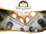 Hotel de Moura: Estadia de 1 ou 2 noites num Palácio Encantado no Alentejo.