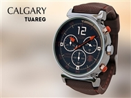 Relógio de Pulso Calgary Tuareg. Join The World of Calgary. PORTES INCLUÍDOS.