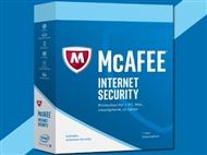 McAfee Internet Security. Software de Segurança Máxima Online durante 1 Ano.