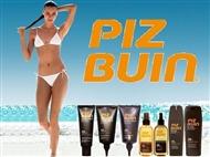 PIZ BUIN: Protectores Solares para Rosto e Corpo. Pele Bronzeada e Hidratada