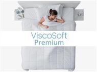 Colchão Viscoelástico ViscoSoft Premium 3D de Casal ou Solteiro. PORTES INCLUIDOS.