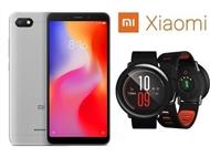 Smartphone Xiaomi Redmi 6A 2GB/16GB + Smartwatch Xiaomi Amazfit Pace