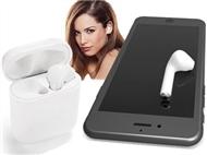 1 ou 2 Auriculares sem Fios com Bluetooth e Microfone com ou sem Caixa de Carregamento