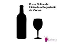 Curso Online de Iniciacão à Degustacão de Vinhos no iLabora.