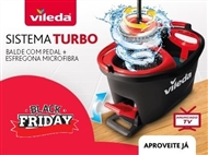 MEGA OFERTA: Easy Wring & Clean Turbo da VILEDA. VER VIDEO. PORTES INCLUIDOS.