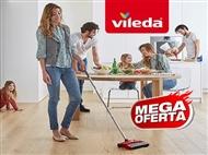 Sabrina Elétrica Sem Fios Quick & Clean da VILEDA. PORTES INCLUIDOS.