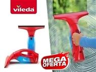 WindoMatic - Aspirador para Vidros da VILEDA. Vidros limpos, sem marcas, sem pingos e sem esforço.