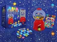 1 ou 2 Jogos do Bingo da PINTAROLAS. Um jogo para toda família com chocolates e 4 cartões