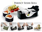 Máquina PERFECT SUSHI ROLL: Prepare os seus Próprios Rolos de Sushi de forma Fácil, Rápida e Cómoda